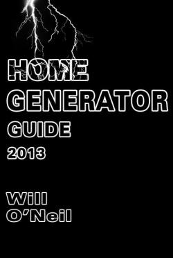 Home Generator Guide book